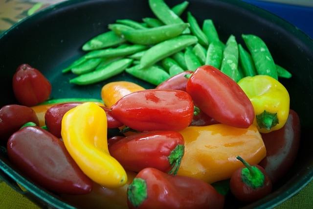 Warzywa i ich wpływ na nasze ciało