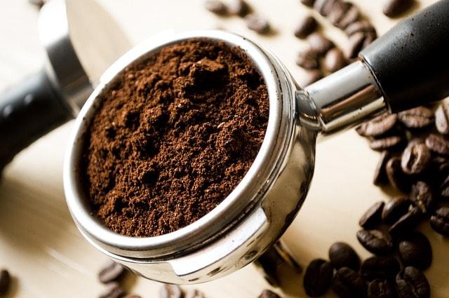 Kawa przed treningiem
