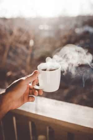 Drzemka kawowa