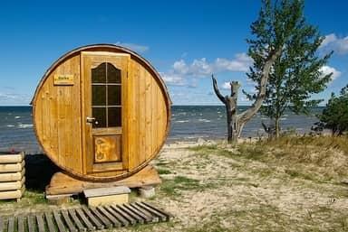 Sauna - Łotwa