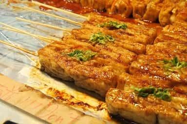 paluszki z tofu / Zdrowe przekąski
