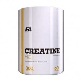 CREATINE HCL 300g - FA Nutrition