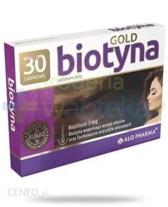 BIOTYNA GOLD 30 TABLETEK