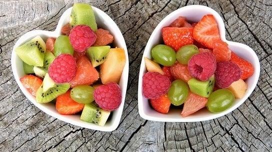 Najmniej kaloryczne owoce