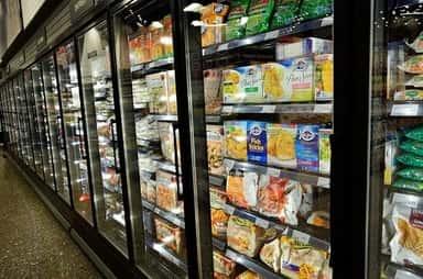 Zamrażanie i przechowywanie mrożonej żywności