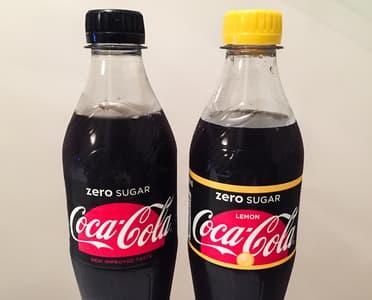 Czy na diecie można pić colę zero