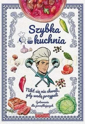książka kucharska dla początkujących