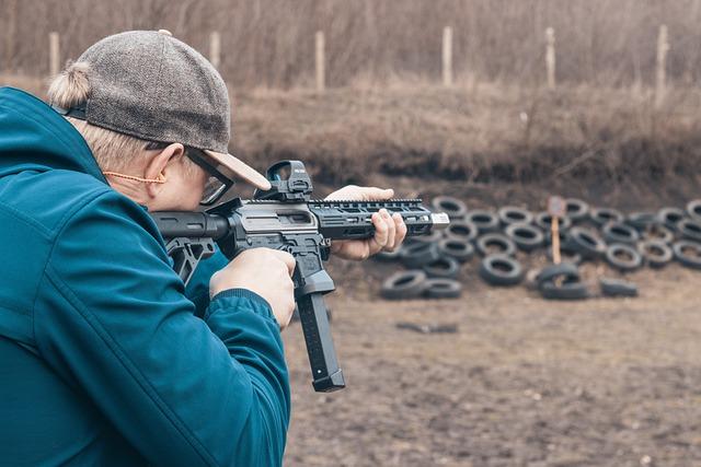 Strzelanie z broni
